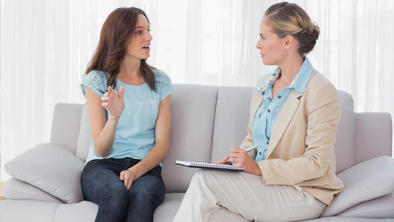 Colloquio con psicologa