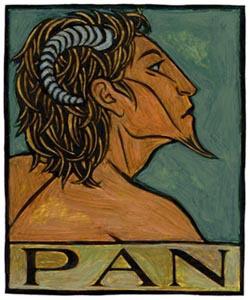 Attacchi di panico: imbattersi nel dio Pan