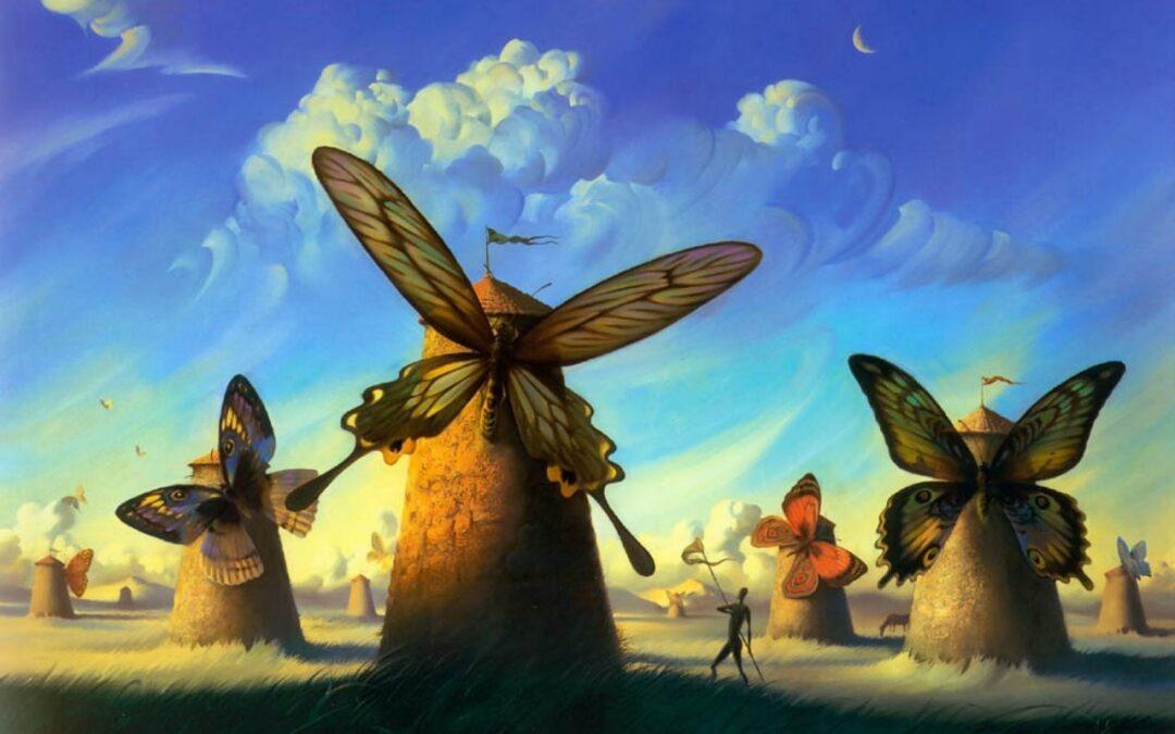 I simboli dell'Anima: la farfalla